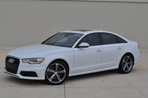 2015 Audi A6 for sale at Select Motor Group in Macomb Township MI