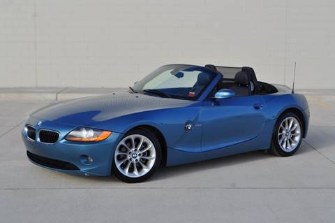 2003 BMW Z4 for sale at Select Motor Group in Macomb Township MI