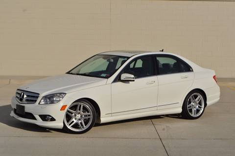 2010 Mercedes-Benz C-Class for sale at Select Motor Group in Macomb Township MI
