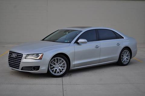 2012 Audi A8 L for sale at Select Motor Group in Macomb Township MI
