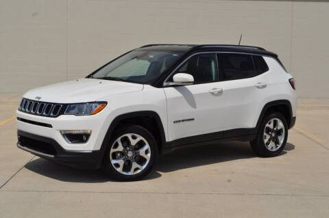 2018 Jeep Compass for sale at Select Motor Group in Macomb Township MI