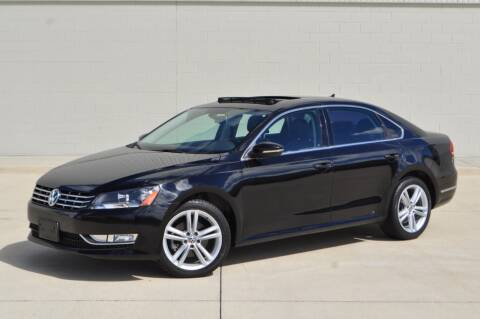 2012 Volkswagen Passat for sale at Select Motor Group in Macomb Township MI