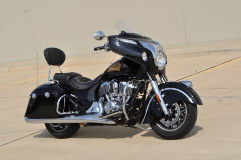 2018 Indian Chieftain for sale at Select Motor Group in Macomb Township MI