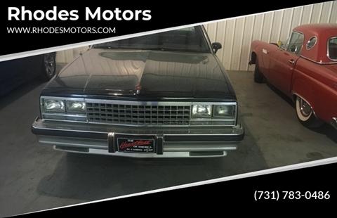 1985 Chevrolet El Camino for sale in Medina, TN