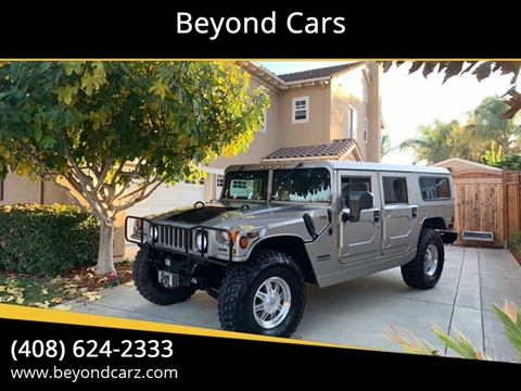2001 HUMMER H1 for sale in San Jose, CA