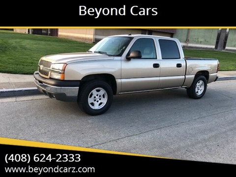 2004 Chevrolet Silverado 1500 LT for sale at Beyond Cars in San Jose CA