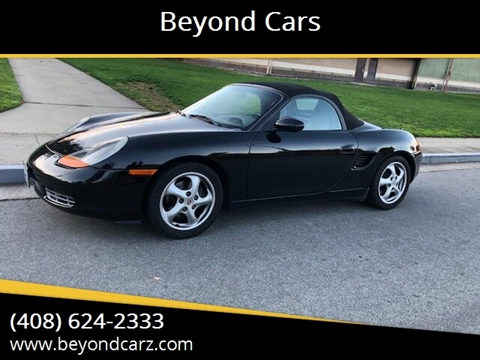 1999 Porsche Boxster for sale at Beyond Cars in San Jose CA