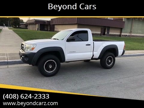 2007 Toyota Tacoma PreRunner for sale at Beyond Cars in San Jose CA