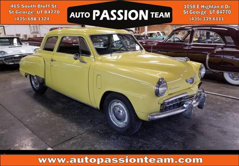 1948 Studebaker Champion for sale in Saint George, UT
