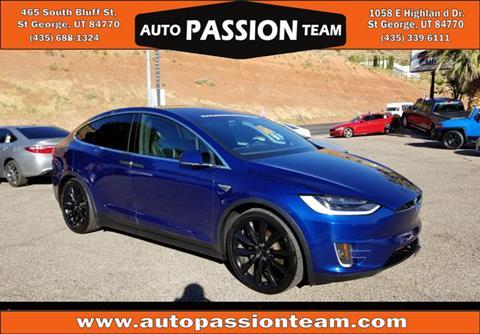2016 Tesla Model X for sale in Saint George, UT