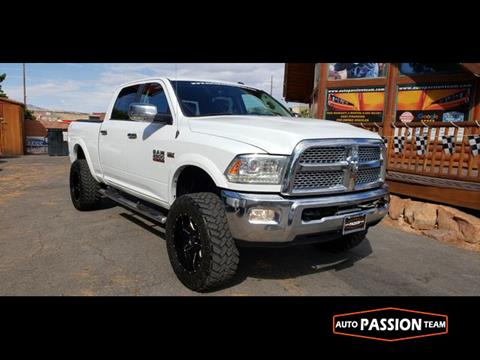 2015 RAM Ram Pickup 2500 for sale in Saint George, UT