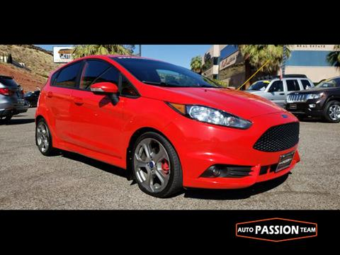 2015 Ford Fiesta for sale in Saint George, UT