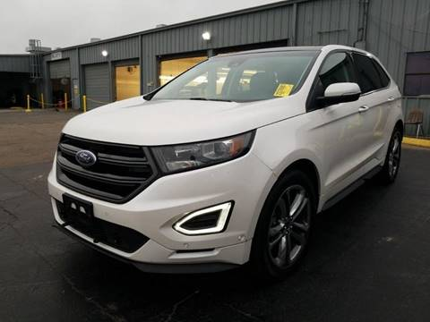 2015 Ford Edge for sale in Houston, TX