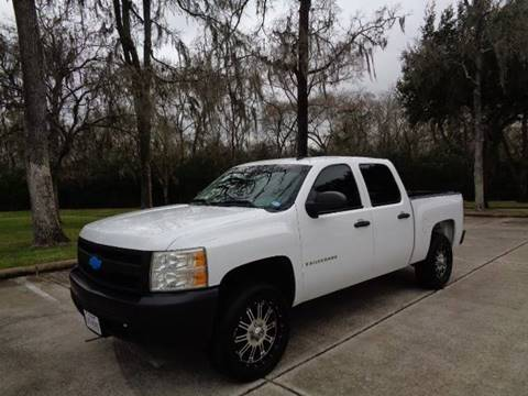 2007 Chevrolet Silverado 1500 for sale in Houston, TX