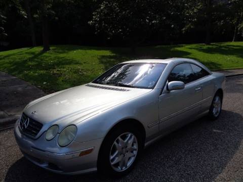 2001 Mercedes-Benz CL-Class for sale in Houston, TX