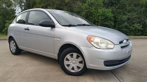 2007 Hyundai Accent for sale in Houston, TX