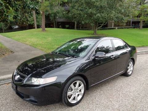 Acura Tsx For Sale >> 2005 Acura Tsx For Sale In Houston Tx