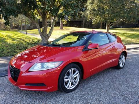 2011 Honda CR-Z for sale in Houston, TX