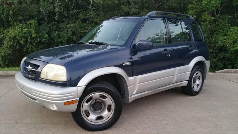 2000 Suzuki Grand Vitara JLS