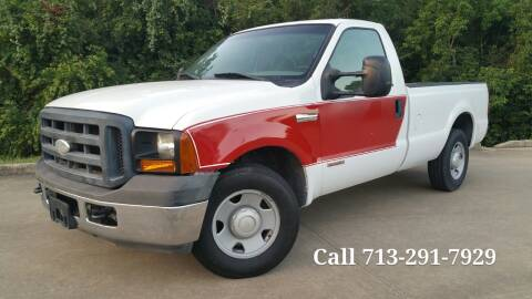 2007 Ford F-250 Super Duty for sale at Houston Auto Preowned in Houston TX
