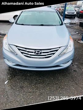 2014 Hyundai Sonata for sale in Lakewood, WA