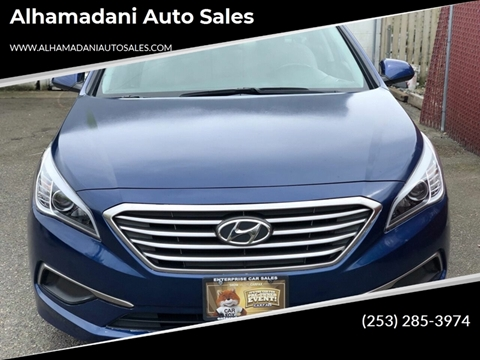 2016 Hyundai Sonata for sale in Lakewood, WA