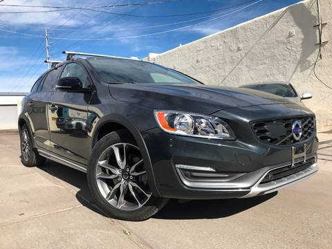 2015 Volvo V60 Cross Country for sale in Albuquerque, NM