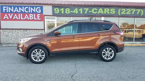 2017 Ford Escape for sale in Miami, OK