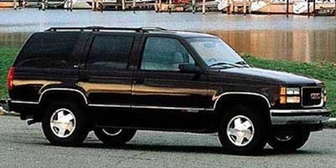 1997 GMC Yukon for sale in Lynden, WA