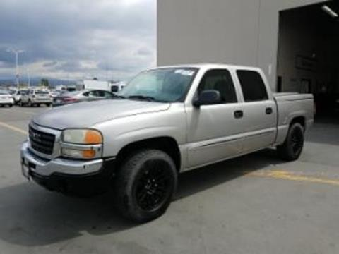 2006 GMC Sierra 1500 for sale in San Bernardino, CA
