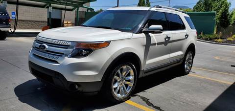 2011 Ford Explorer Limited >> Ford Explorer For Sale In Spanish Fork Ut Prestige Auto