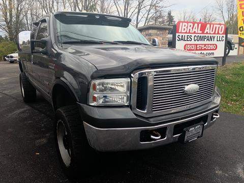 2006 Ford F-250 Super Duty for sale in Loveland, OH