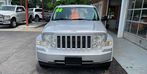 2008 Jeep Liberty for sale in Waverly, NY