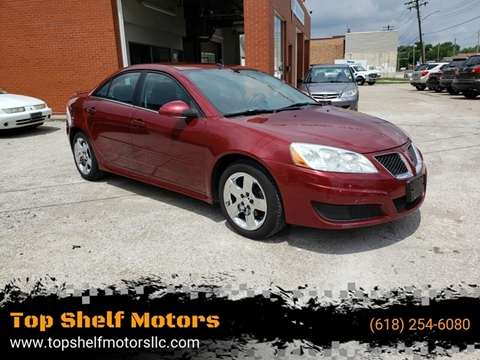 2010 Pontiac G6 for sale in East Alton, IL
