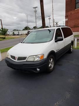 2004 Pontiac Montana for sale in Paducah, KY
