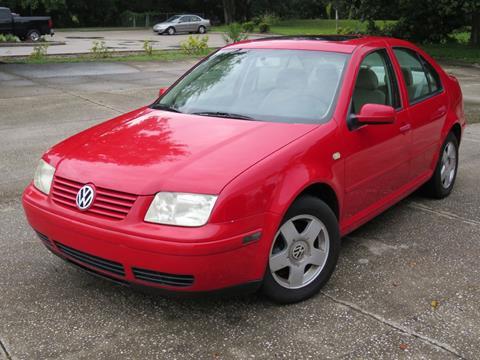 2000 Volkswagen Jetta for sale in Sanford, FL