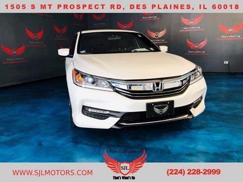 2016 Honda Accord for sale in Des Plaines, IL
