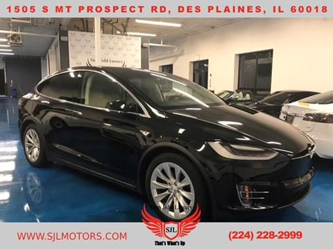 2016 Tesla Model X for sale in Des Plaines, IL