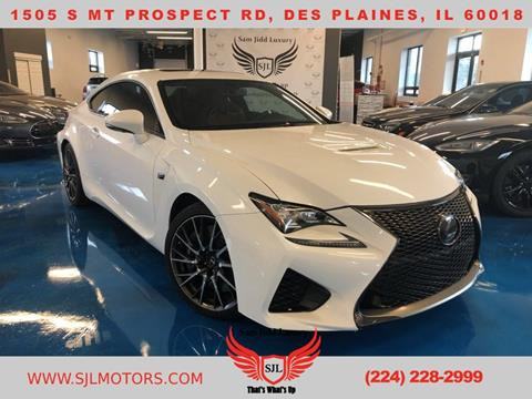 2015 Lexus RC F for sale in Des Plaines, IL