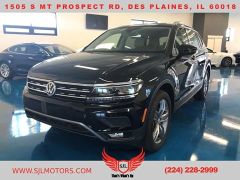 2018 Volkswagen Tiguan for sale in Des Plaines, IL