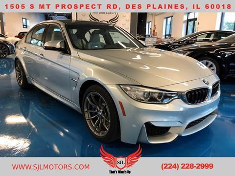 2017 BMW M3 for sale in Des Plaines, IL