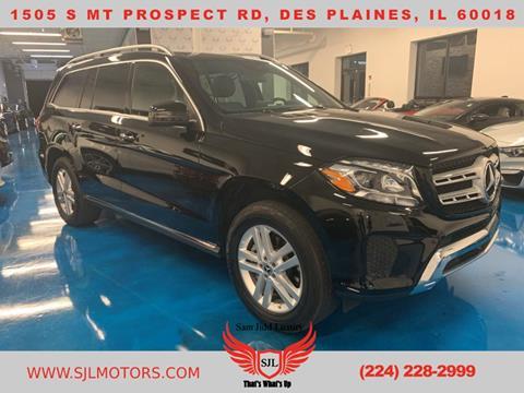 2018 Mercedes-Benz GLS for sale in Des Plaines, IL