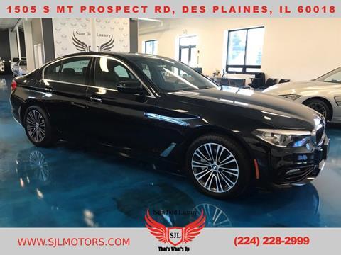 2018 BMW 5 Series for sale in Des Plaines, IL