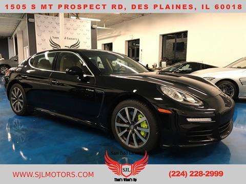 2016 Porsche Panamera for sale in Des Plaines, IL