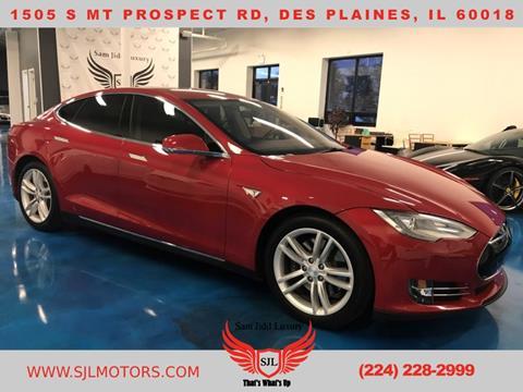 2015 Tesla Model S for sale in Des Plaines, IL