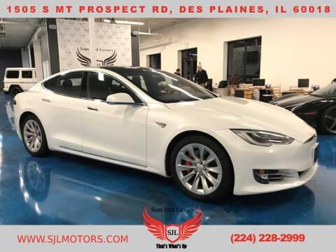 2016 Tesla Model S for sale in Des Plaines, IL