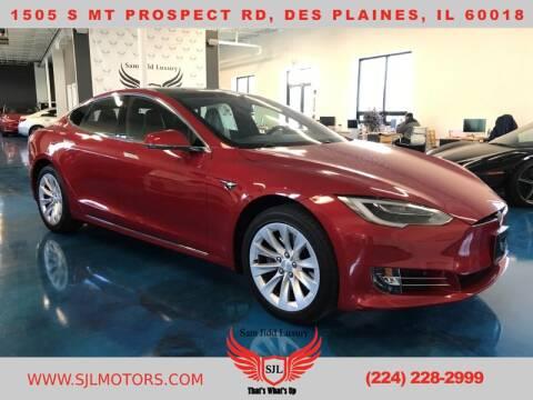 2018 Tesla Model S for sale in Des Plaines, IL