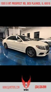 2015 Mercedes-Benz S-Class for sale in Des Plaines, IL