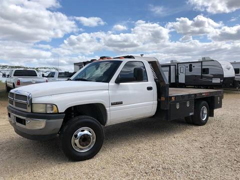 2001 Dodge Ram Chassis 3500 for sale in Belton, TX