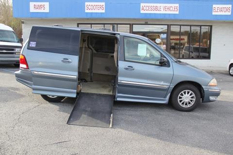 2000 Ford Windstar for sale in Madison Heights, VA